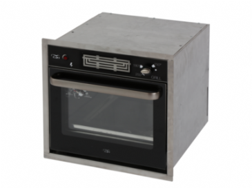 CAN CU5000 GAS OVEN WITH GRILL